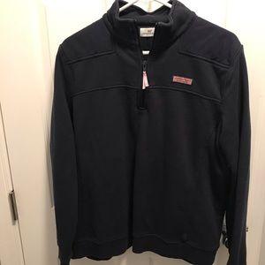 Vineyard Vines Women's 1/4 Zip Sweatshirt
